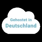 Gehostet in Deutschland