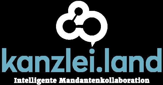kanzlei.land, die Plattform für intelligente, einfache und effiziente Kommunikation und Zusammenarbeit zwischen Steuerberatern und Mandanten